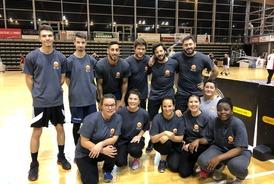 Du basket à Cognac : l'équipe ELS vous transmet toute sa bonne énergie !